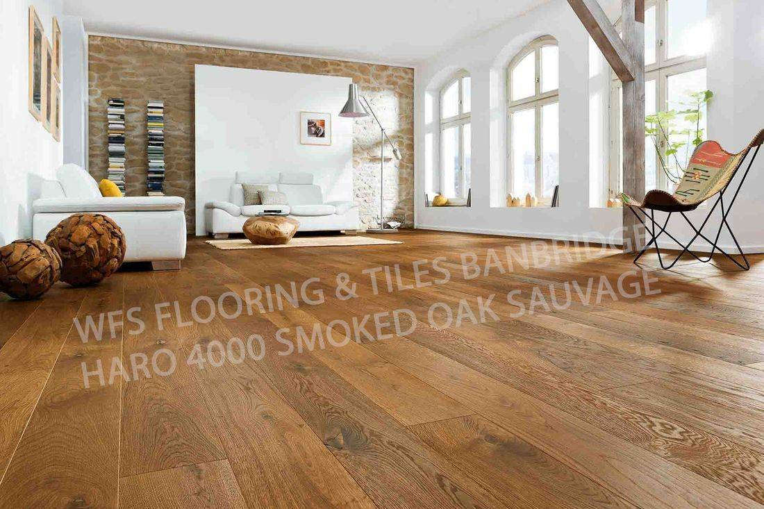 Haro 4000 Smoked Oak Sauvage
