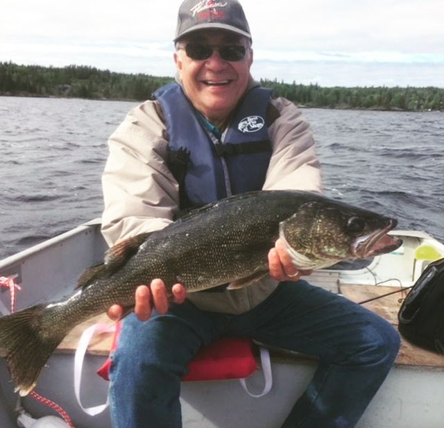 hunting, fishing, bear hunt, bear, Manitoba, walleye