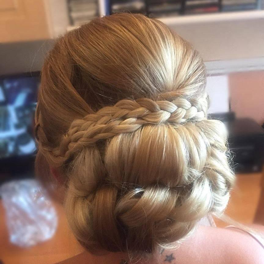 Limelight Bridal Wedding Hair