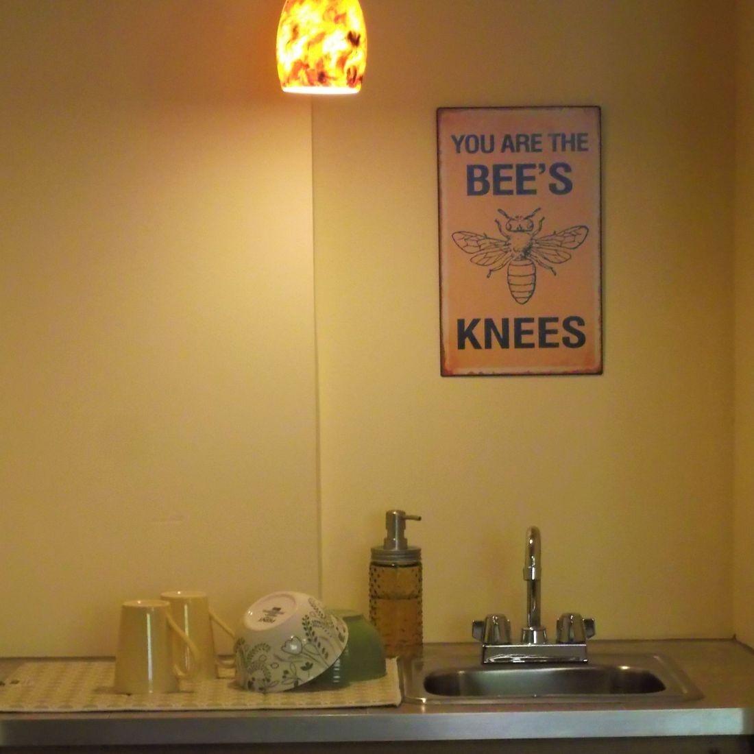 The Bee & Bee Salt Spring Island BC