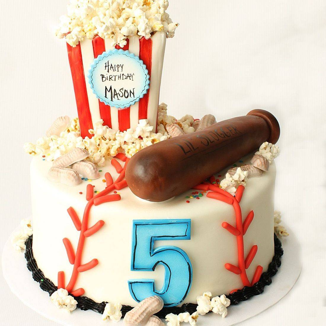 Custom  Baseball Cakes  Milwaukee