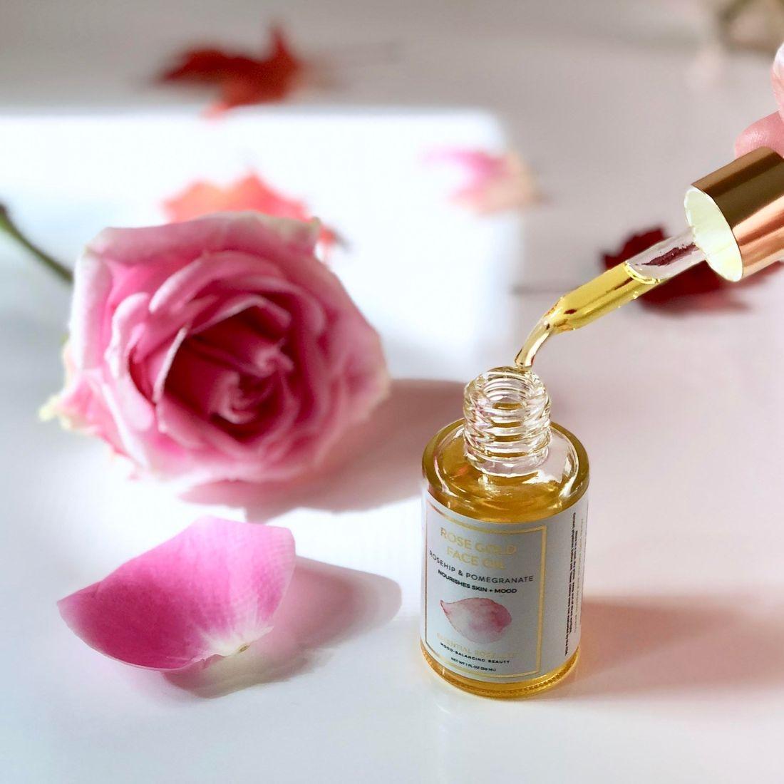 RosePost Box, Essential Rose Life, RosePost Subscription Box, Rose Beauty Box, Rose-infused beauty