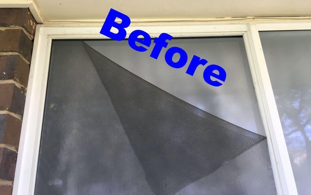 Fly Screen Repair