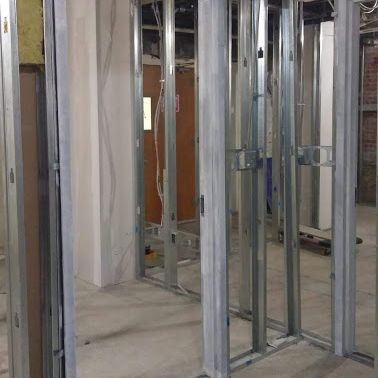 Commercial Wall Foundation Arcedo Construction