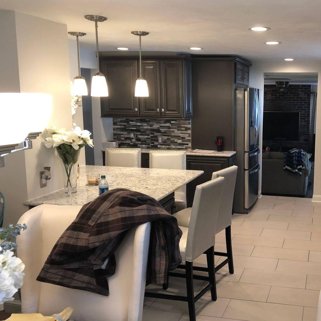 Total Kitchen Renovation/ After