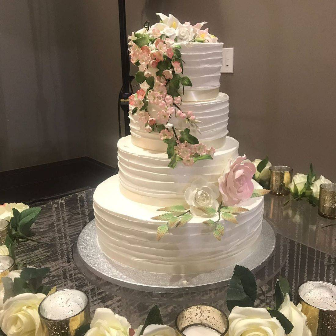 Wedding cake # 10