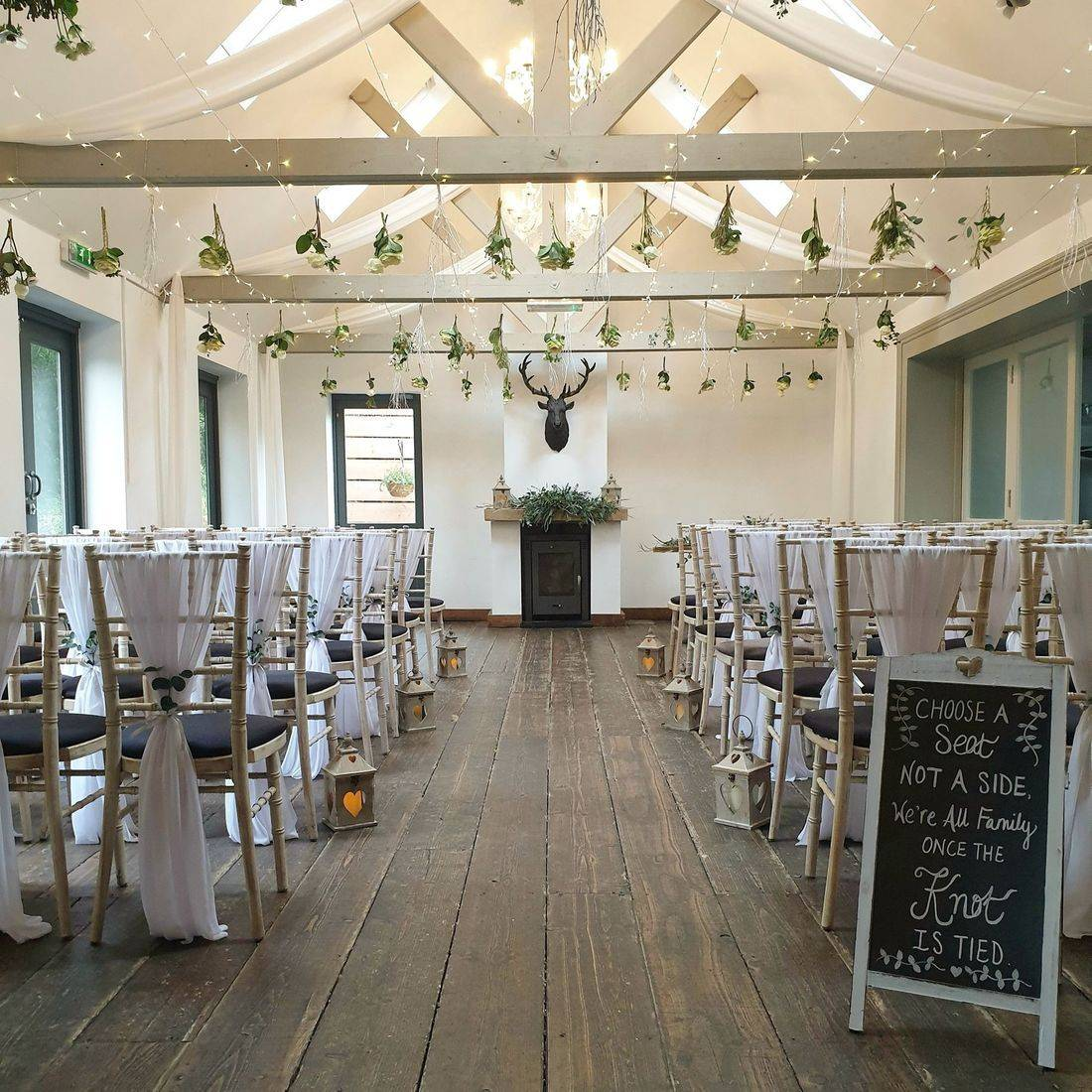 Weddings at the Old Vicarage Hinton Admiral