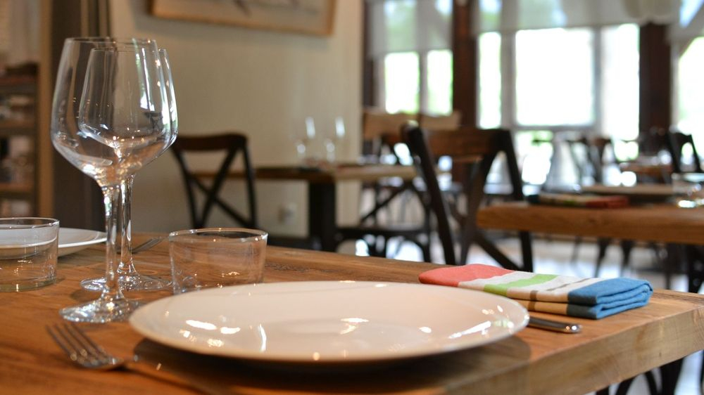 La salle de restaurant