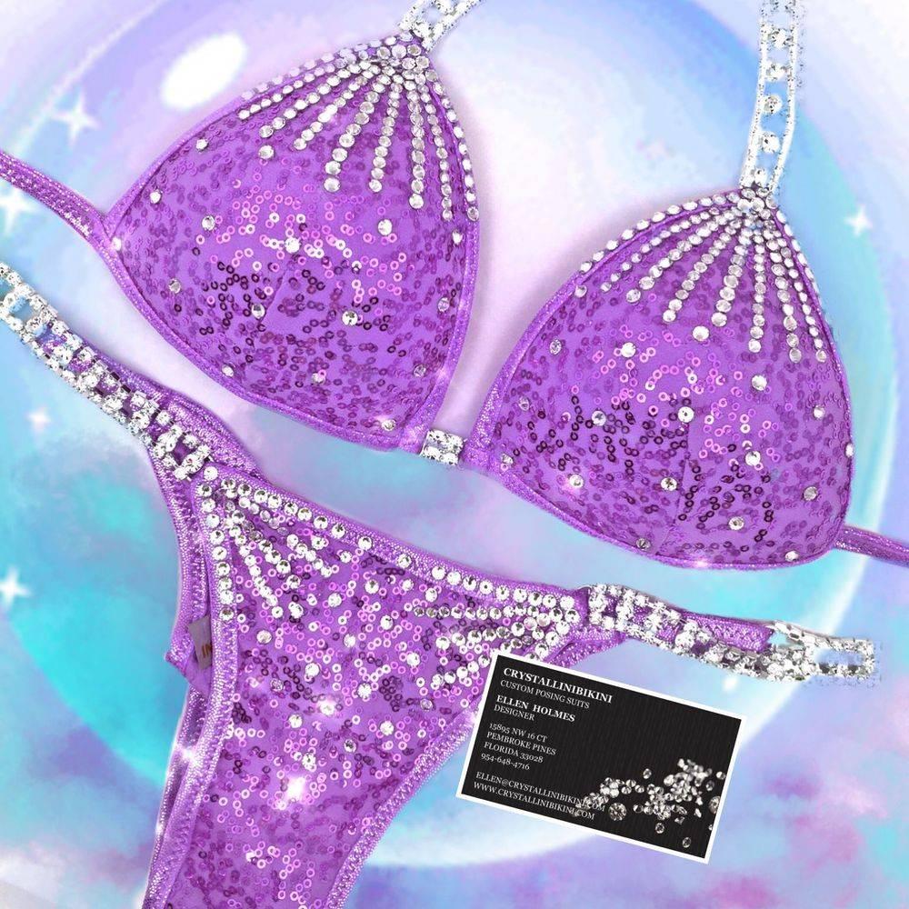 orchid competition bikini