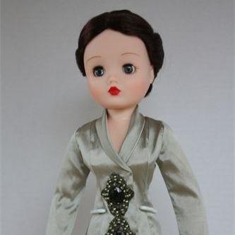 Cissy Doll Dress