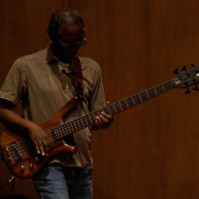 Kenny Johnson on Bass