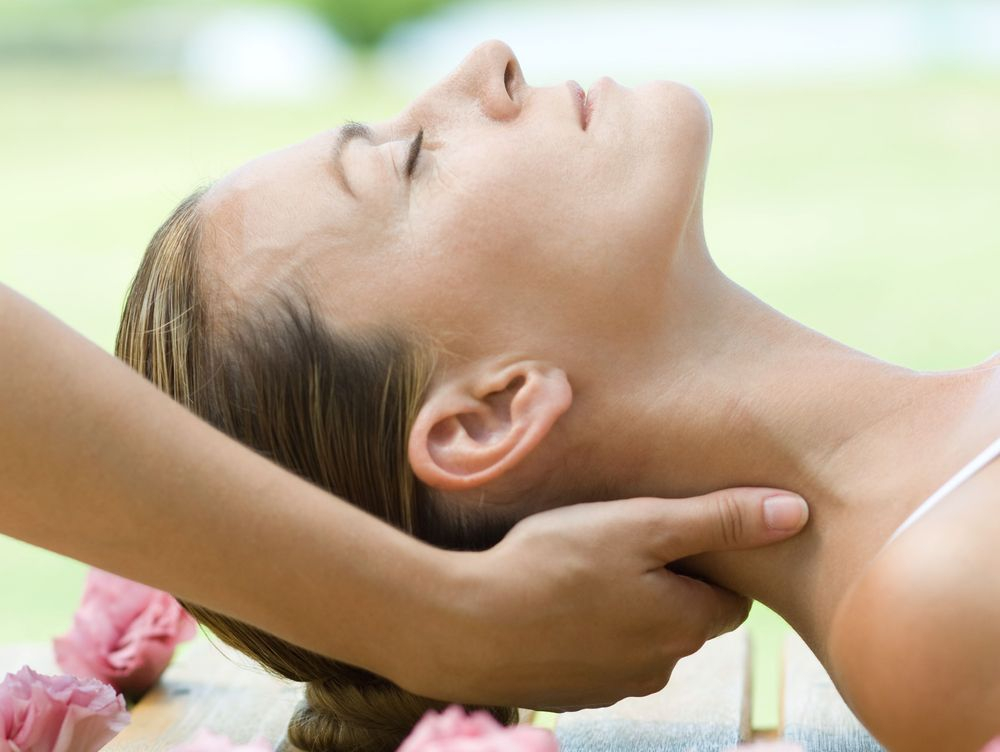 Relaxation massage in Alexandria Virginia massage therapy studio