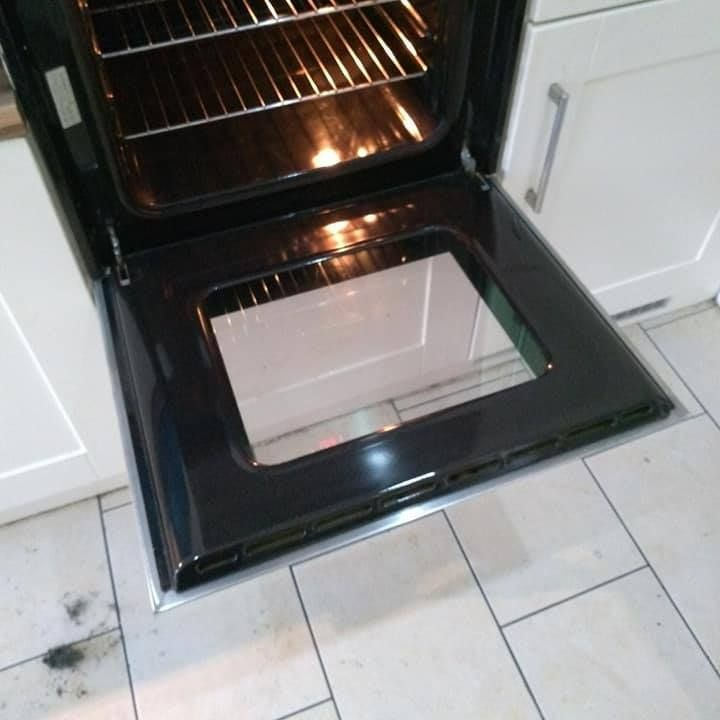liverpool oven cleaning