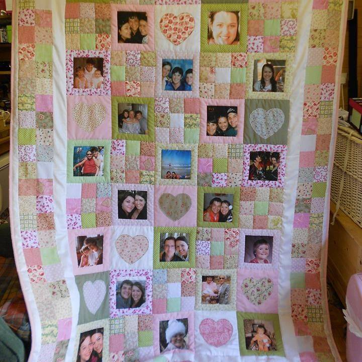 Photograph Quilts