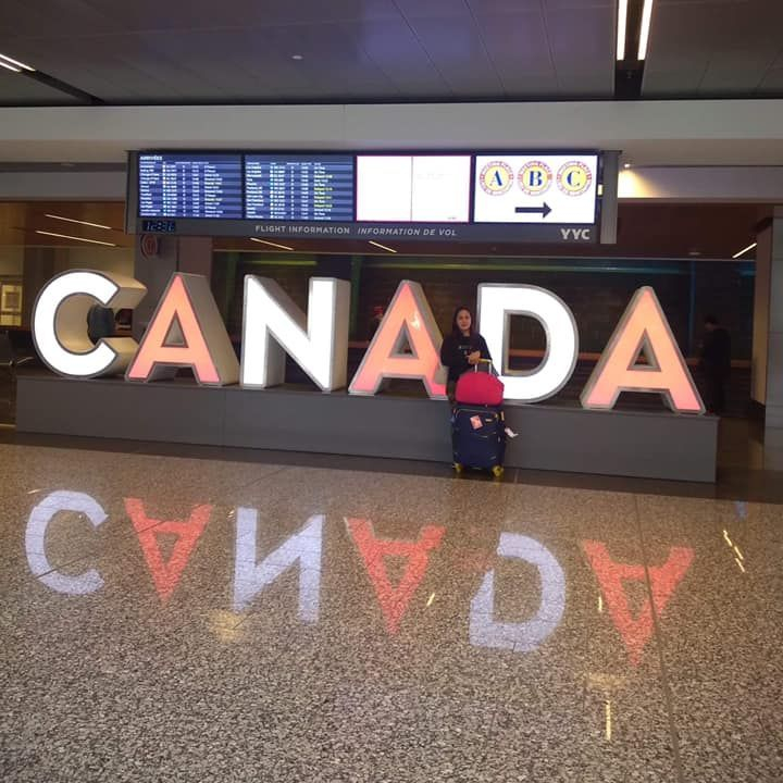Valerie from the Philippines to Alberta Work Permit