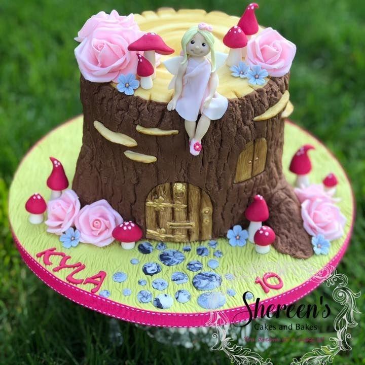 Birthday Cake Fairy