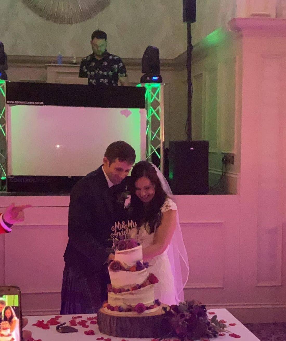 Stanbrook Abbey Wedding Venue Hagley Worcestershire Wedding DJ