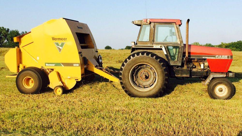 Vermeer new and used farming equipment