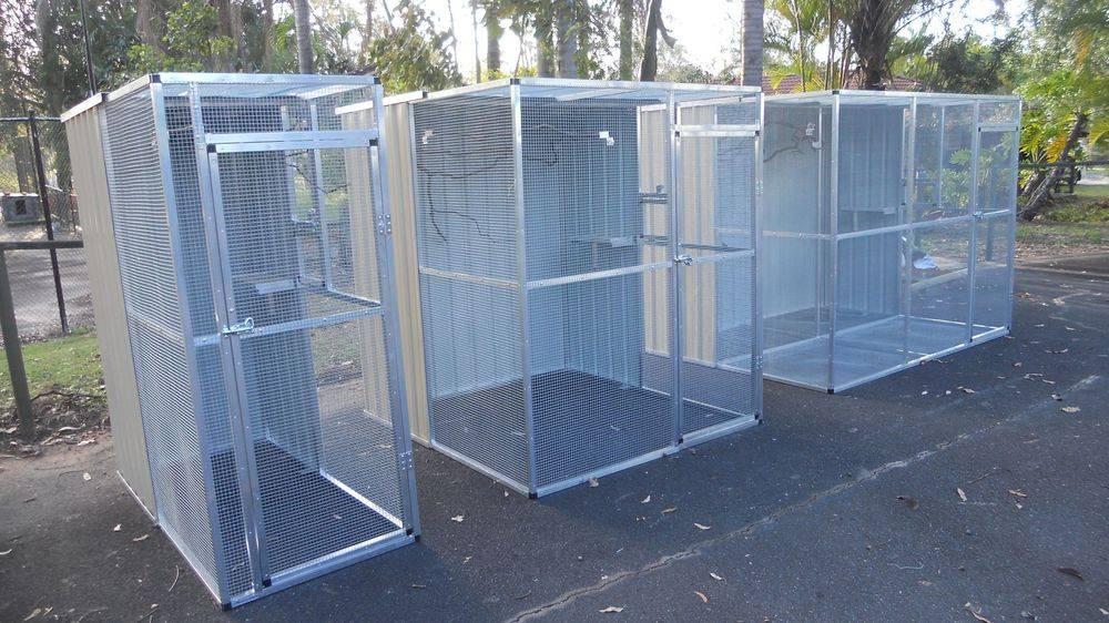 Bird Aviaries- To suit your aviary needs