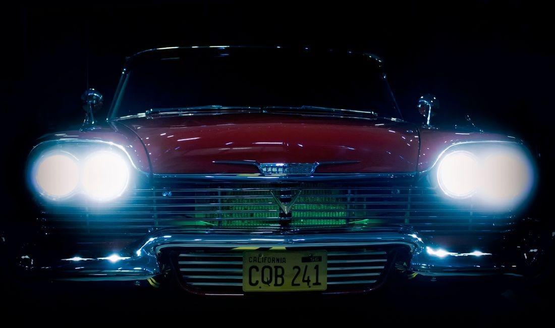 Christine Show Car