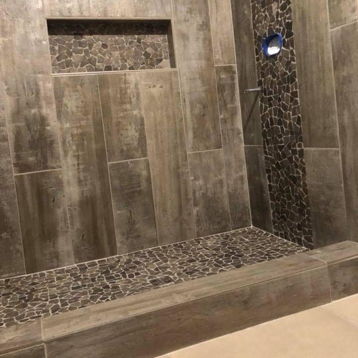 tile, showers, bathroom remodel