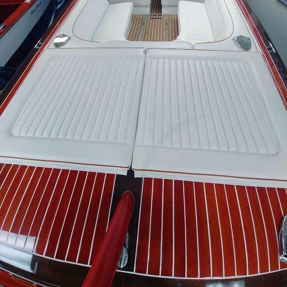 streblow wood boat for sale