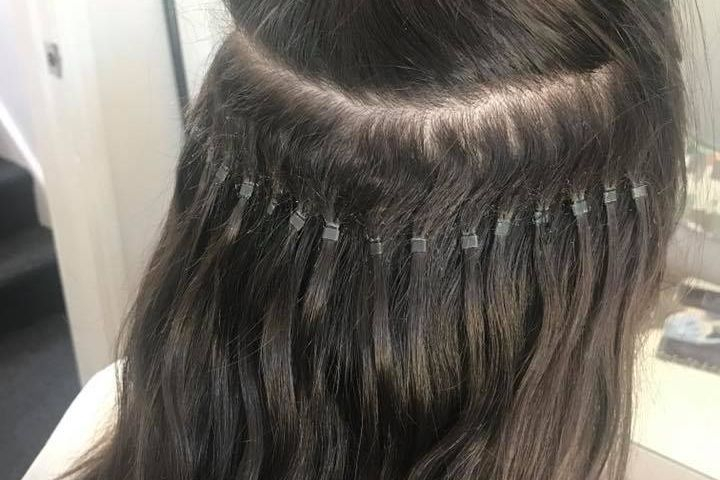 Hollywood Weave removal ring position