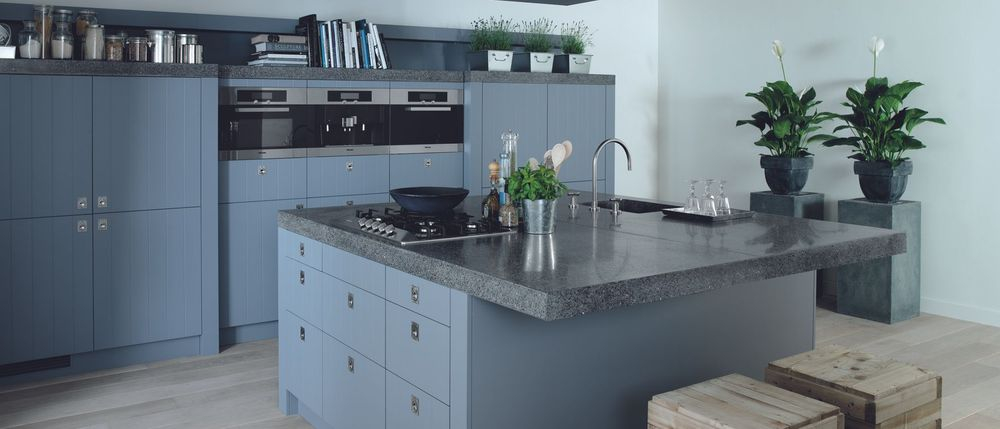 kitchen worktops, appliances