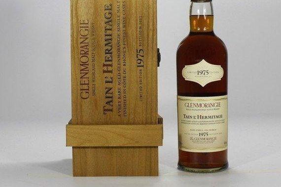 Glen Morangie 1975 whisky