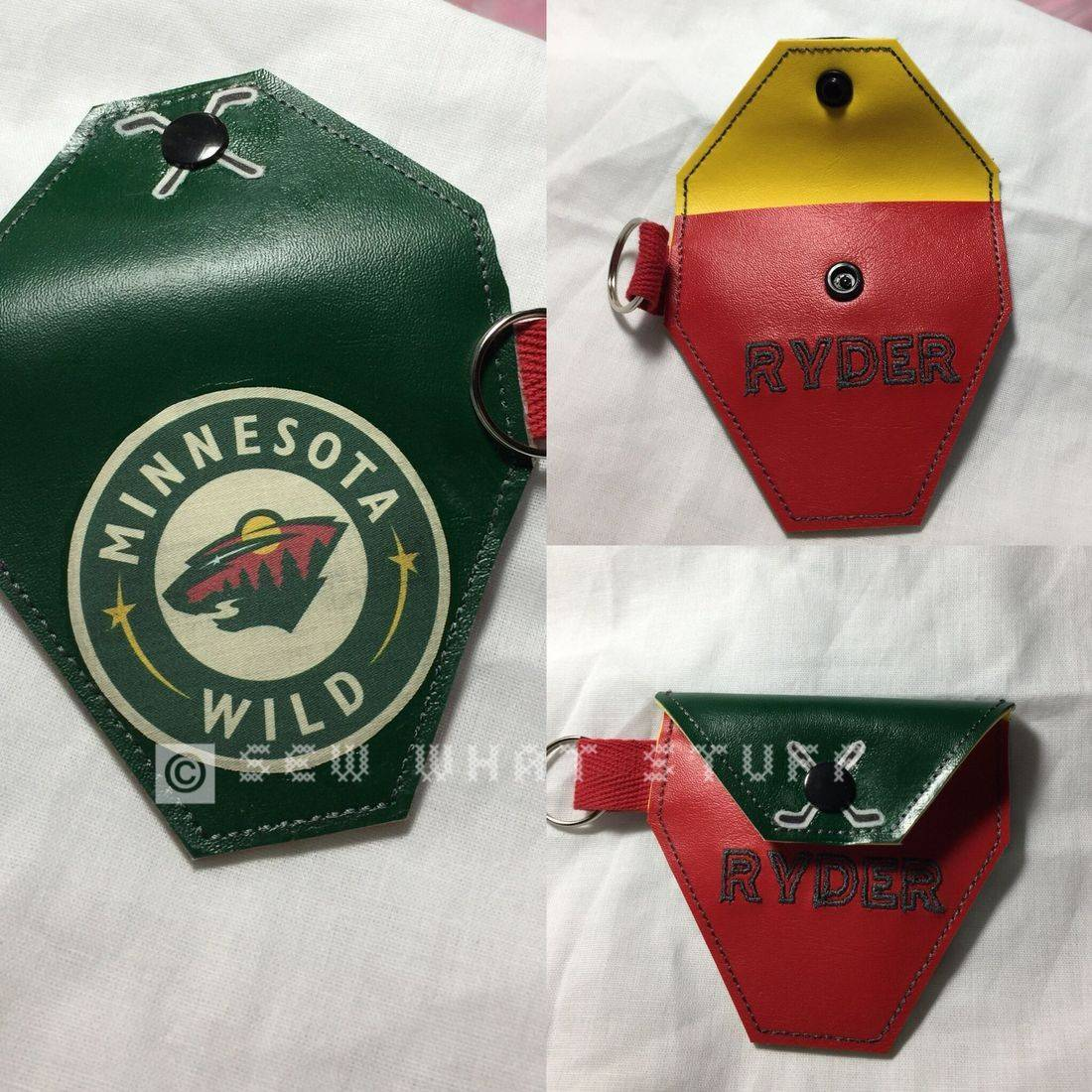 Custom Made Fidget Spinner Case