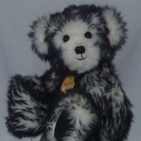Dinker bear, unique bears,handmade.
