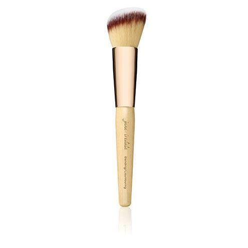 blending, contour, brush, makeup brush, Jane Iredale