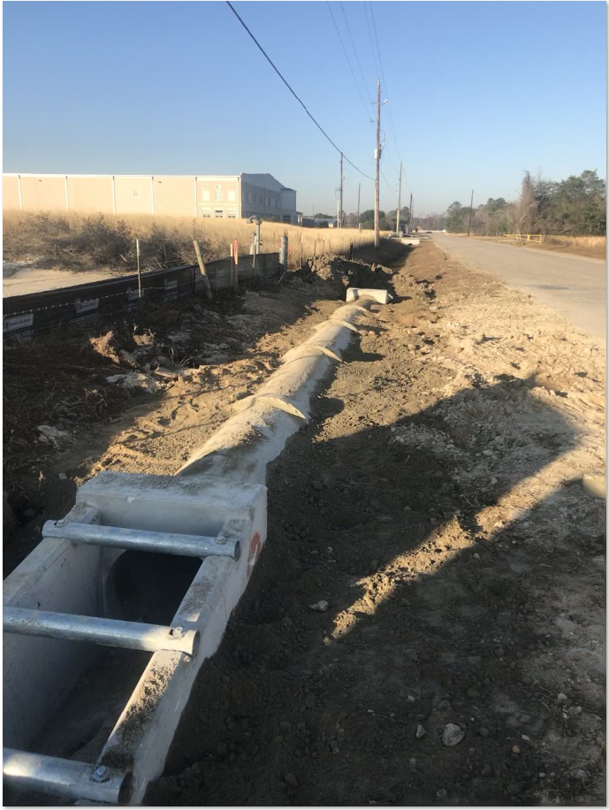 concrete culvert, commercial culvert installation