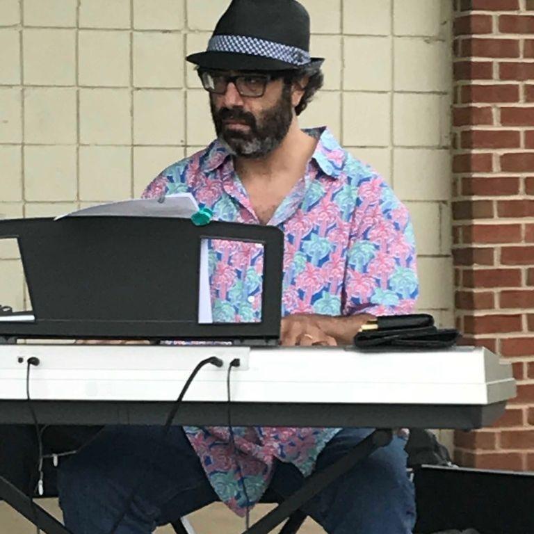 Larry Spiwak on Keyboard