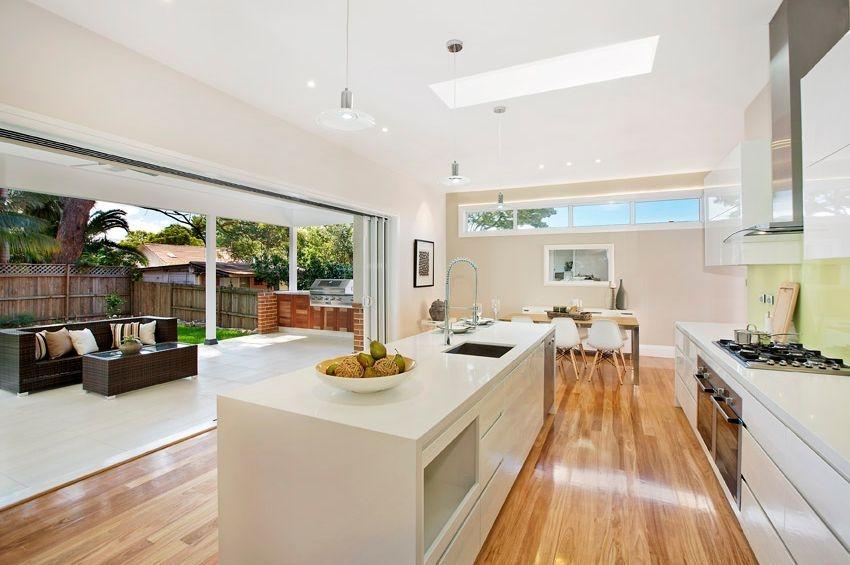 open plan living, Astute Architectural Drafting