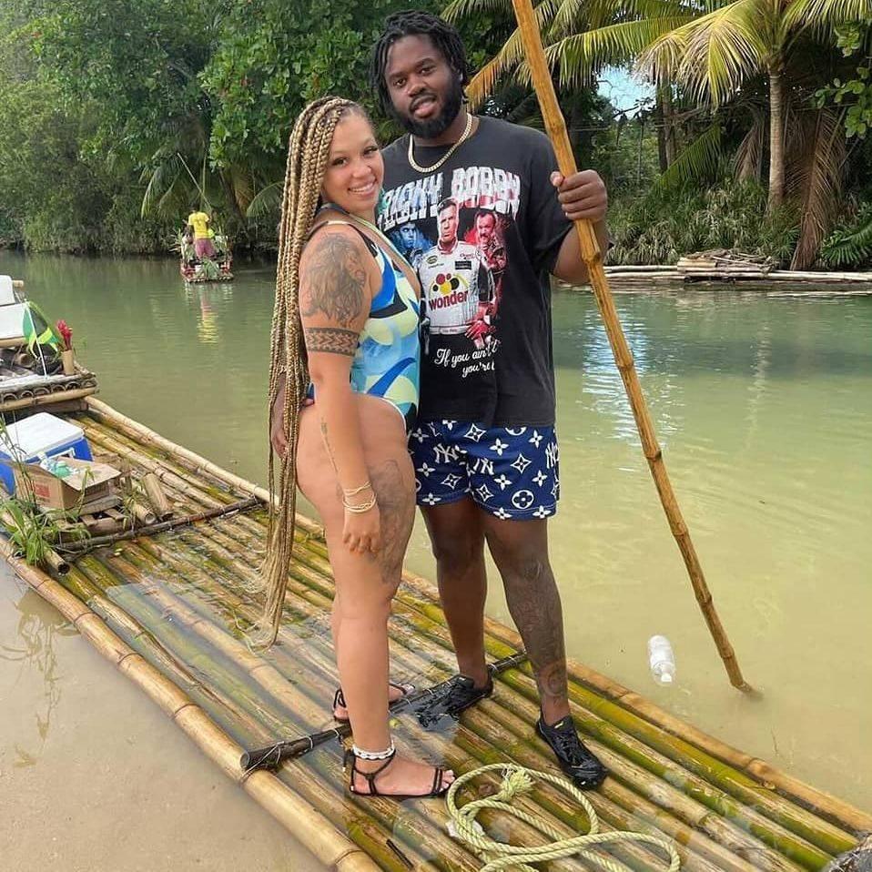 Rafting, Ocho Rios, Jamaica
