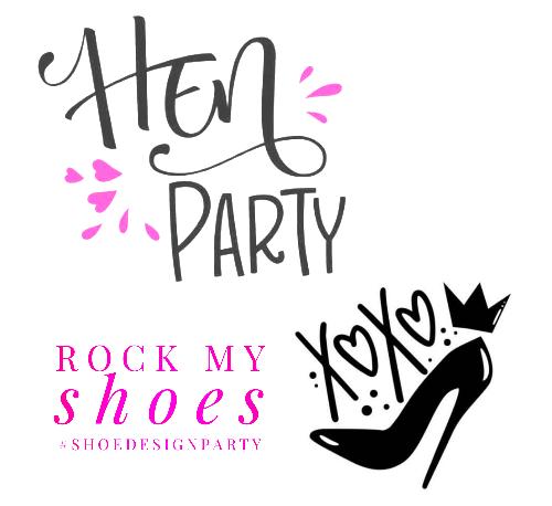 shoe fashion hen party