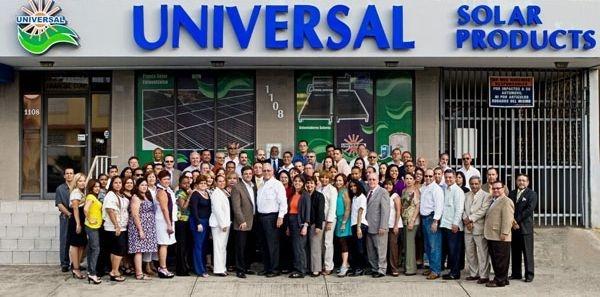 Únete a nuestro equipo Universal Solar