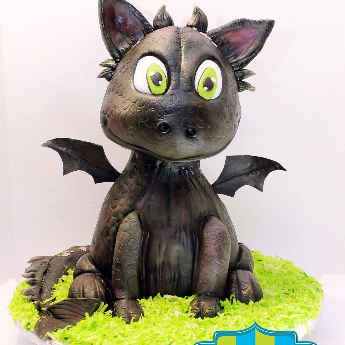 Dragon Cake Dimensional Cake Milwaukee