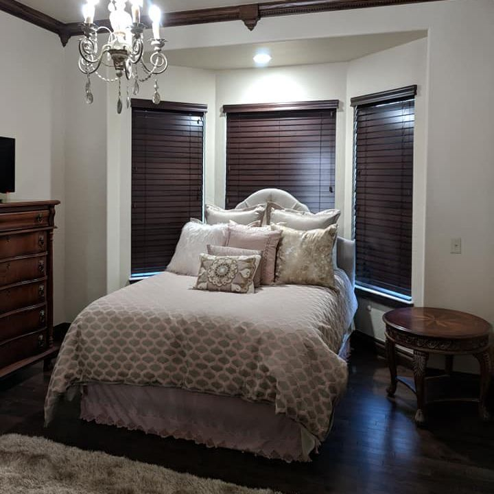 wood blinds in elk city ok