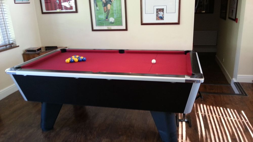 West Ham Youth Academy Pool Table