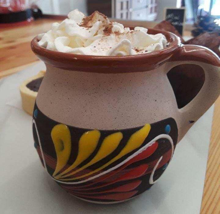 White Chocolate Mocha, Espresso, Latte, Cappuccino, Macchiato