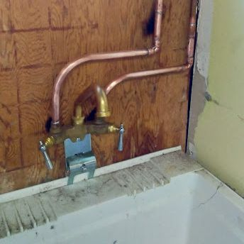 Laundry Tub Faucet Replacement