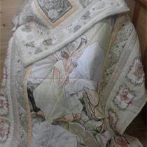 Bindweed Flower Fairy Quilt