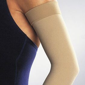 Lymphedema compression sleeve