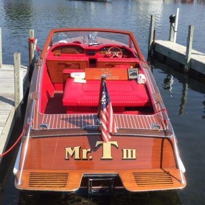 Streblow by Bergersen Boat Co. Lake Geneva