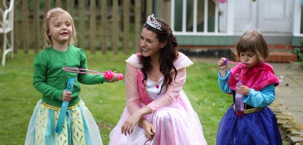 Princess parties london
