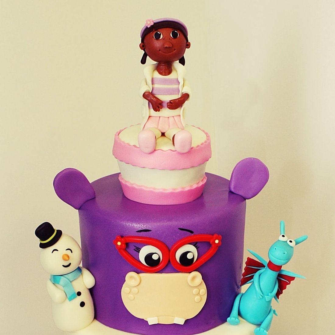 Doc McStuffins & Friends Cake Milwaukee