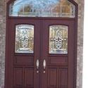 Custom Entry Door 1