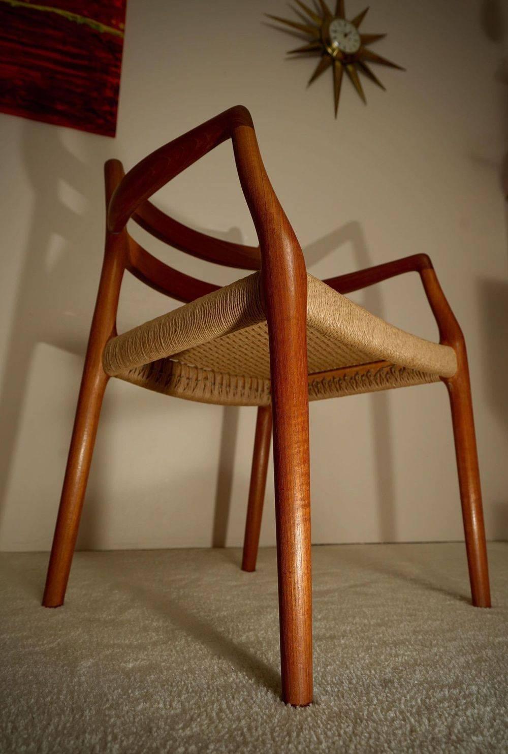 Hans Moller Chair 67